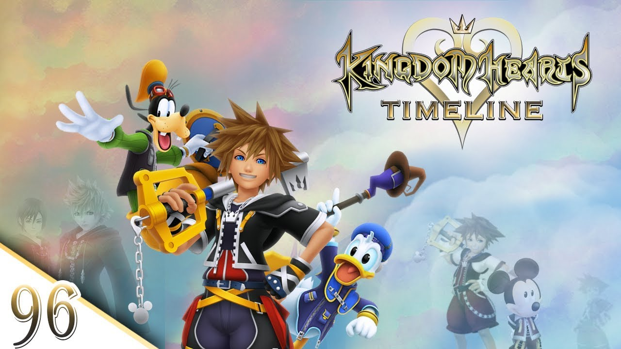 Kingdom Hearts Timeline Episode 96 The Door To Christmas Town