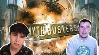 Kalvin Garrah: Mythbusters