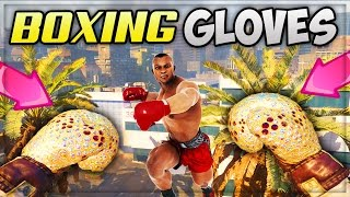 DIAMOND BOXING GLOVES!? - BLACK OPS 3 GAMEPLAY (NEW WEAPONS COD BO3)