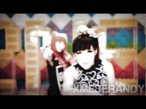 2NE1 - Don't Stop the Music Instrumental [OFFICIAL]