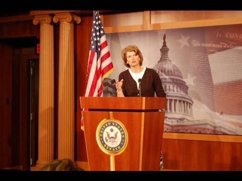Murkowski Discusses Her Bill - Oil Spill Compensation Act of 2010