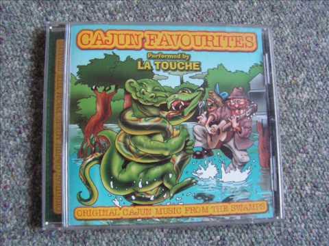 Cajun Music - bajou pon pon van de cd cajun favourites performed by la touche