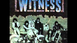 Witness - Desperate Lover