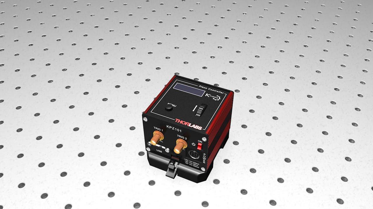 Kinesis® K-Cube™ Laser Diode Driver