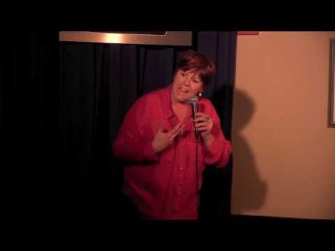 Jackie Maruschak at Gotham Comedy Club November 16, 2013