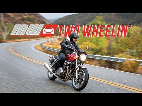 Honda CB1100 EX | Two Wheelin'