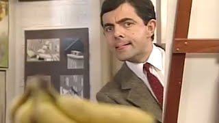 Artsy Bean | Funny Clips | Mr Bean Official