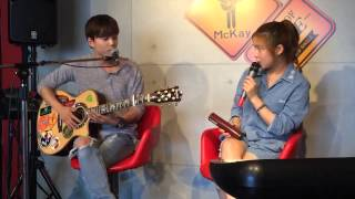 Kpop Star2 McKay X Kim Eunbi duet  medley