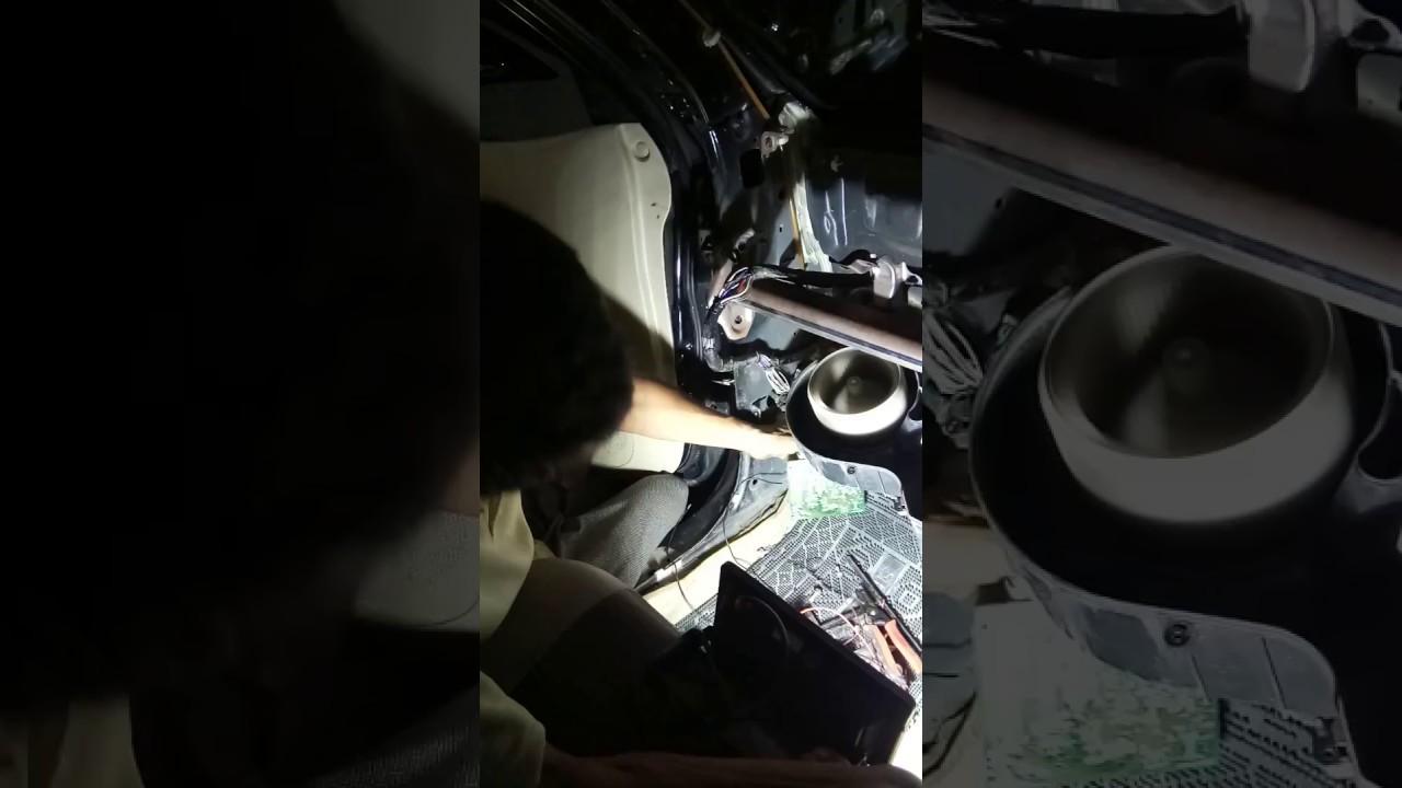 Perbaikan Ecu Ac Pada Mobil Toyota Avanza Youtube