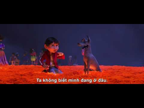 "Disney•Pixar's COCO | Trailer ""Thế Giới"""