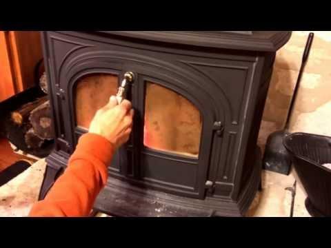 26622 woodstove operation