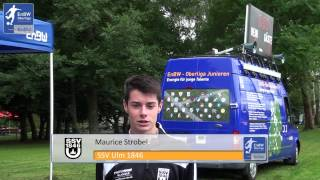 A-Junioren SSV Ulm 1846 Maurice Strobel