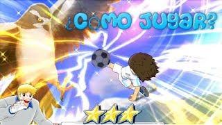 ¿Cómo descargarlo y cómo mejorar a tus jugadores? - Captain Tsubasa Zero: Kimero! Miracle Shot