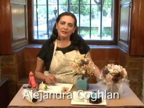 Ramo de novia con flores de seda diy bridal bouquet youtube - Como hacer un ramo de flores artificiales ...