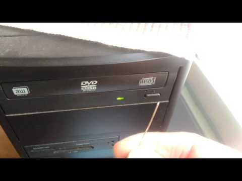 光碟機打不開 怎麼辦? - YouTube