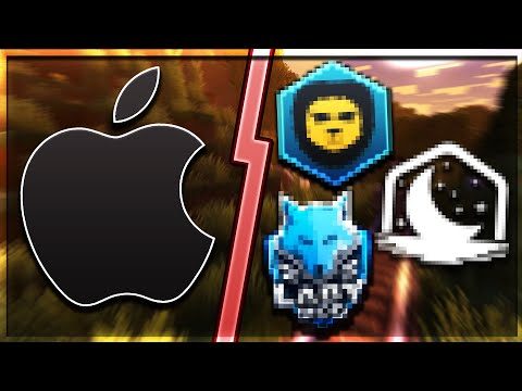 The BEST Minecraft PVP Client for MAC Players.. (MacOS Compability)