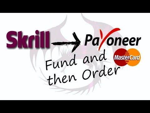 Order a Payoneer Mastercard 2018