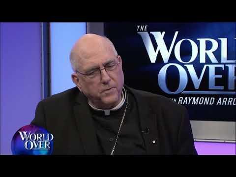World Over - 2018-05-24 - Archbishohp Joseph Naumann of Kansas City, Kansas with Raymond Arroyo