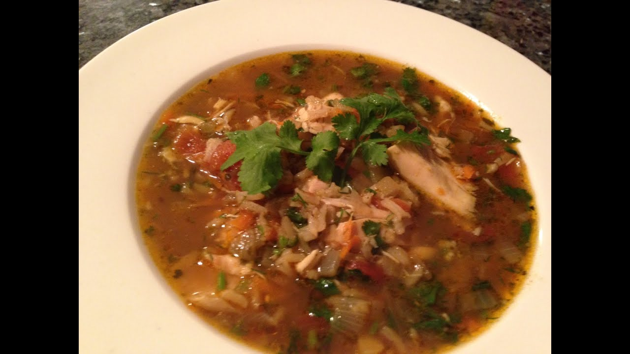 Chicken Kharcho soup: cooking recipe with photos 50