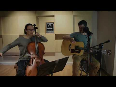 I Am The Walrus (The Beatles cover: vocals, cello + acoustic guitar)