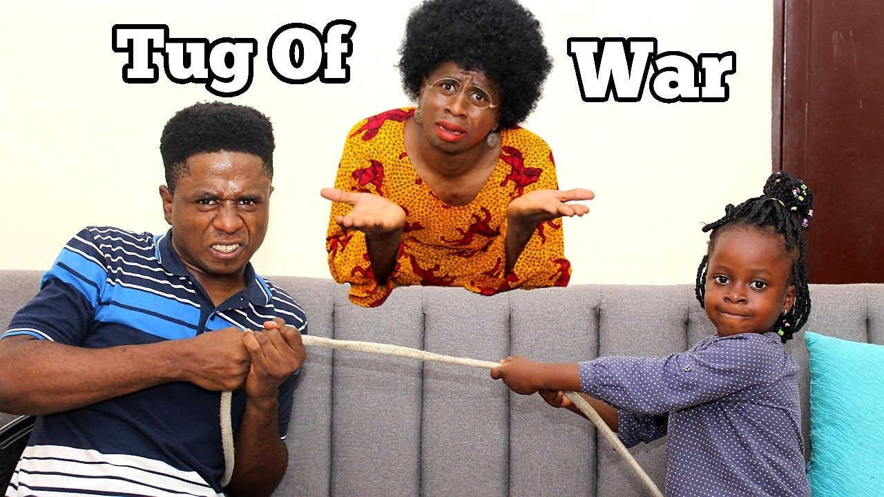 TUG OF WAR | Mc Shem Comedian