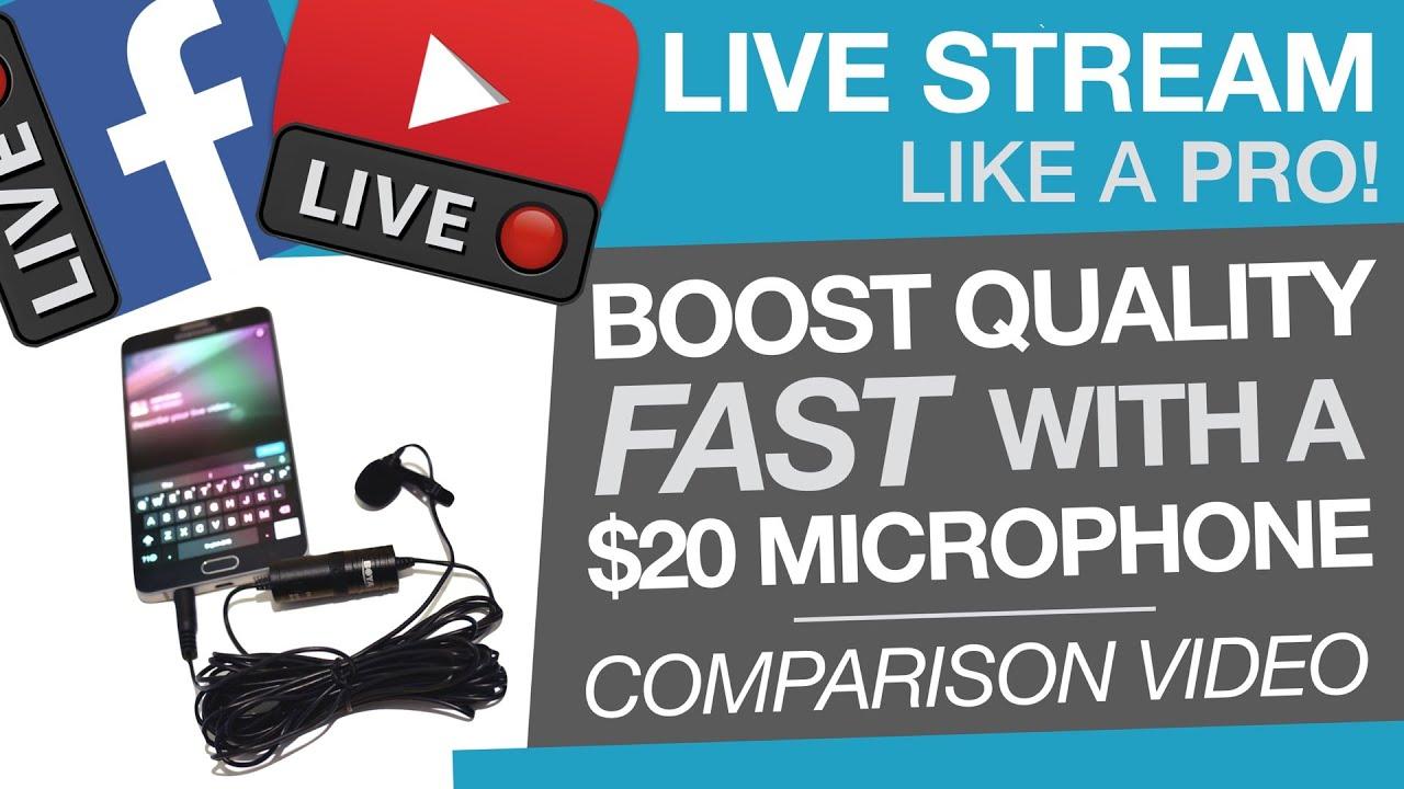 Live Stream Pro