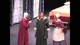 """The Imaginary Invalid"" at Washington College"