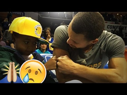 Thumbnail: IF YOU HATE STEPHEN CURRY WATCH THIS!!! STEPHEN CURRY WITH FANS