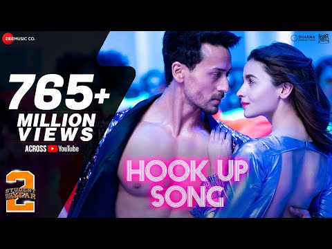Hook Up Song -  Student Of The Year 2 | Tiger Shroff & Alia
