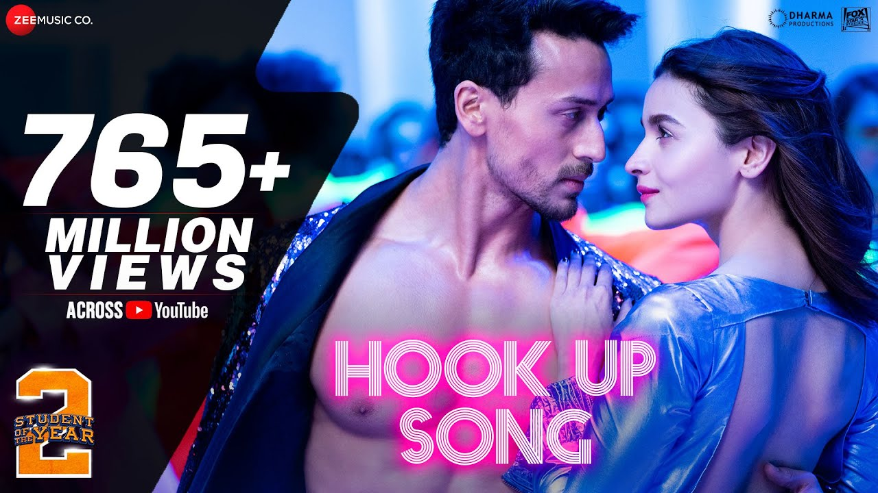Hook Up Song -  Student Of The Year 2 | Tiger Shroff & Alia | Vishal and Shekhar |Neha Kakkar|Ku