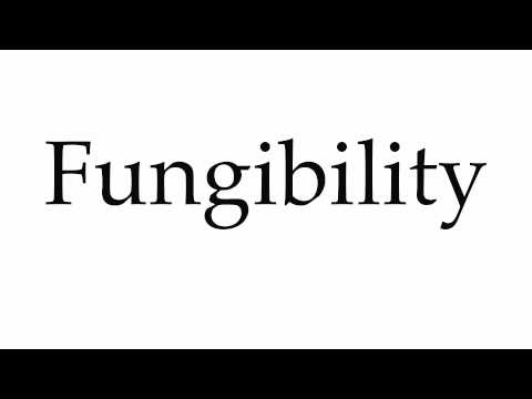 How to Pronounce Fungibility