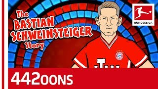 The Bastian Schweinsteiger Story   Powered By 442oons