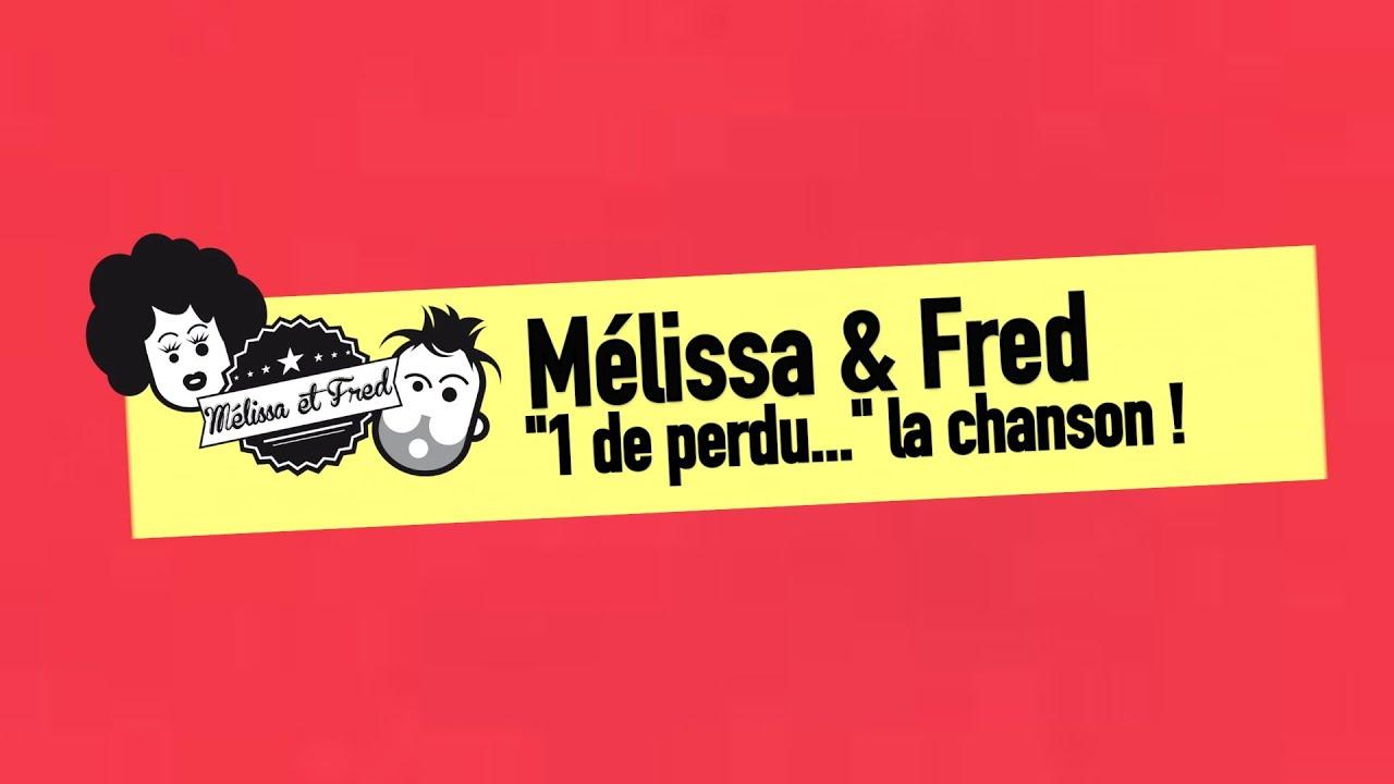 """Découvrez le making-of de la chanson """"1 de perdu..."""" avec les humoristes toulousains """"Mélissa & Fred"""