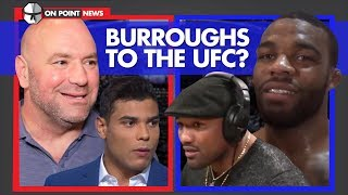 Dana White Wants Jordan Burroughs In The UFC After Ben Askren Win