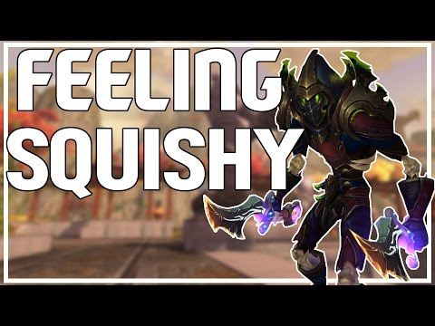 FEELING SQUISHY - Assassination Rogue PvP Legion Beta