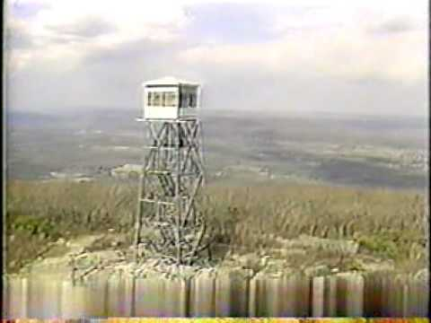 Fire Lookout Towers In New England Youtube