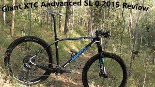Giant XTC Advanced SL 0 2015
