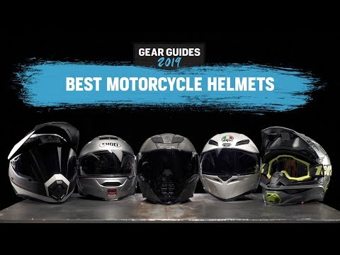 Thumbnail for Best Motorcycle Helmets 2019