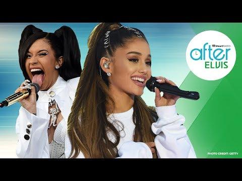 Ariana Grande Releasing New Music TOMORROW + Bernie Sanders is a Member of the #BardiGang?