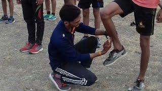 Shin pain Problem Exercise