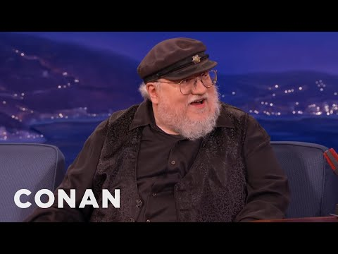 George R. R. Martin: The 'Game Of Thrones' Showrunners Are More Bloodthirsty Than Me