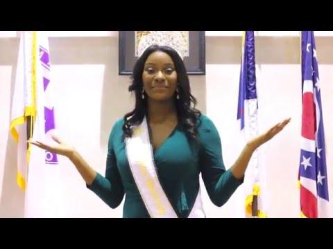 Vote Miss Wilberforce University, Imani Brown 2015-2016 Ebony HBCU Campus Queen