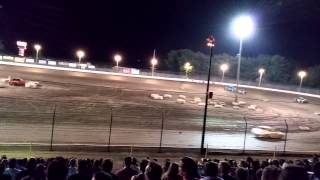Sycamore Speedway Compact Feature 07/24/2015