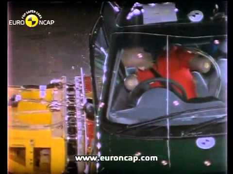Krash Test Daewoo Matiz 2000 E Ncap Youtube