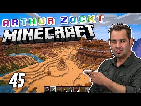 Minecraft #45 - Goldmine im Mesa Gebirge