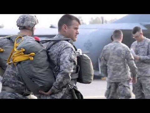 НАТО проводит в Европе масштабные учения ВДВ