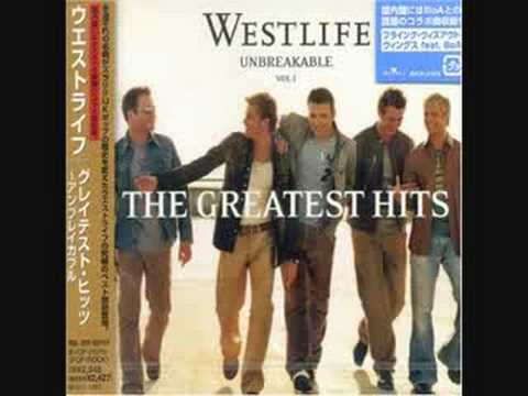 Westlife - Unbreakable - The Greatest Hits Vol. 1 Album