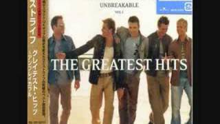 Track 14 of Unbreakable album 2002 Took my hands Touched my heart H...