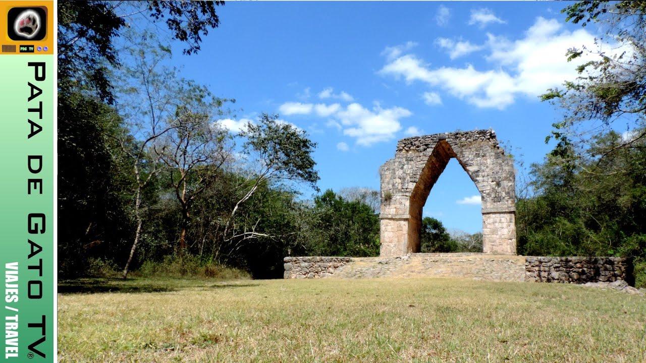 Trip to labna yucatec maya youtube