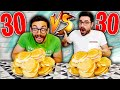 MURRY vs GIAMPYTEK vs 30 MCTOAST! Chi ne mangia di più?!